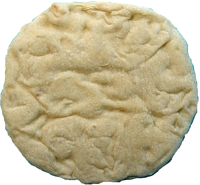 Base per Pizza surgelata rotonda bianca Tipo Napoli - Ø 32 cm - n° 1 pz. da 290 g (conf. da 5 pz)