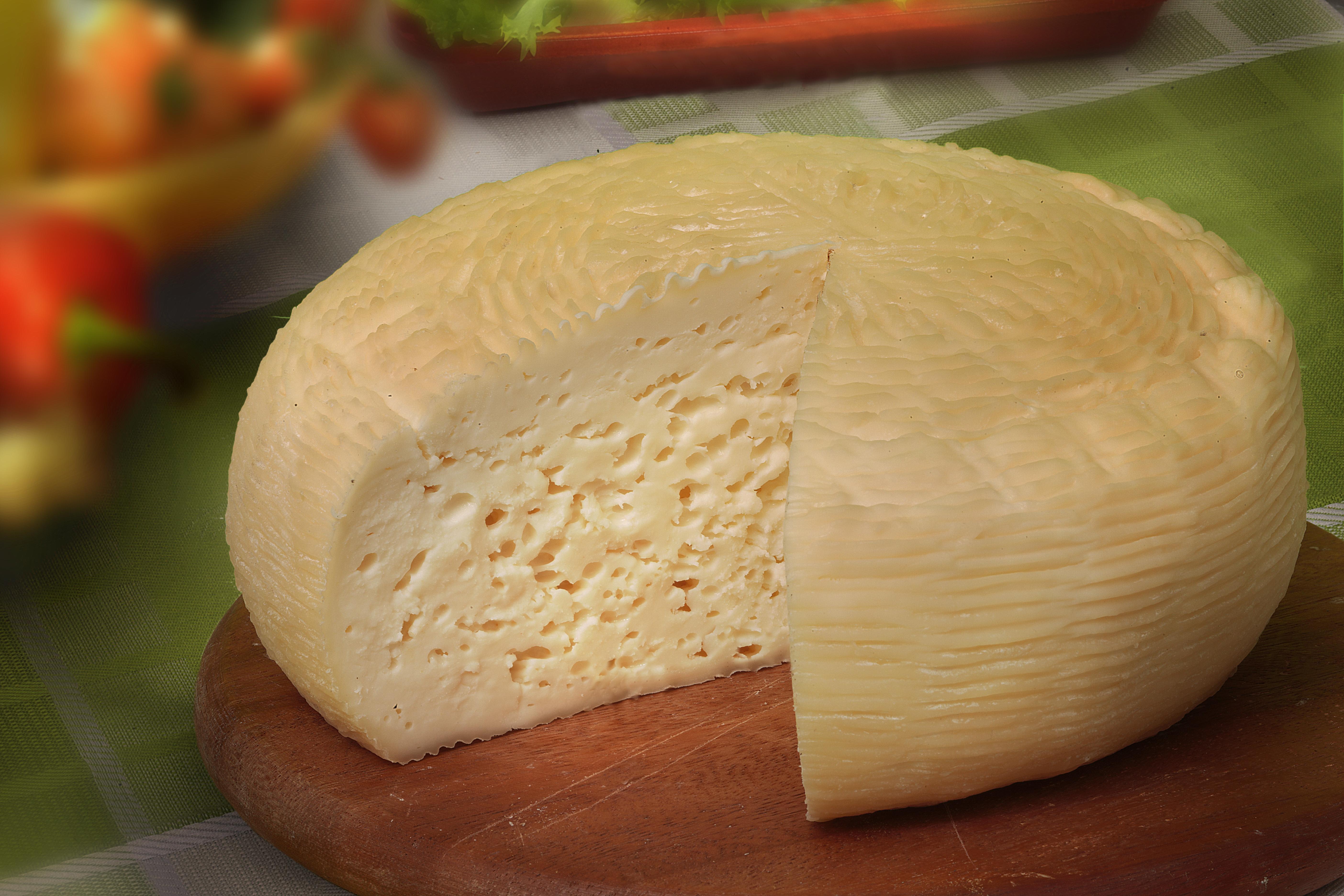 Caciotta stracchinata a latte crudo - 1 kg
