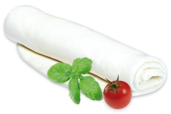 Sfoglia di mozzarella a latte crudo - conf. da 500 g