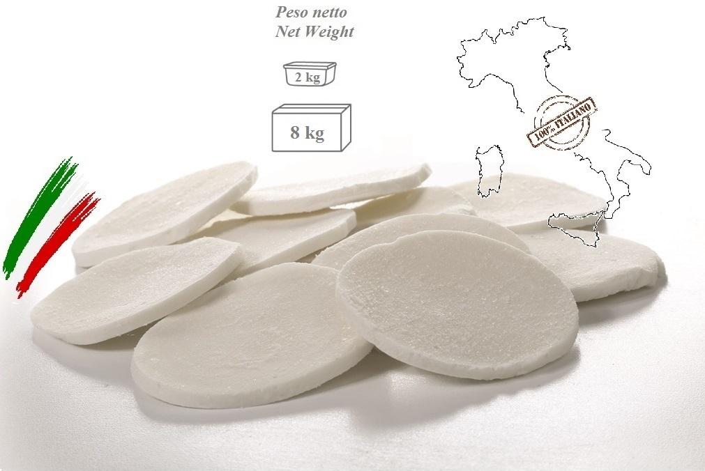 Mozzarella Molisello 100% Latte Italiano a Fette da 22/35g
