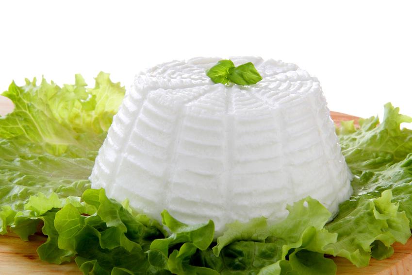 Ricotta a latte crudo - vasc. da 1,5 kg