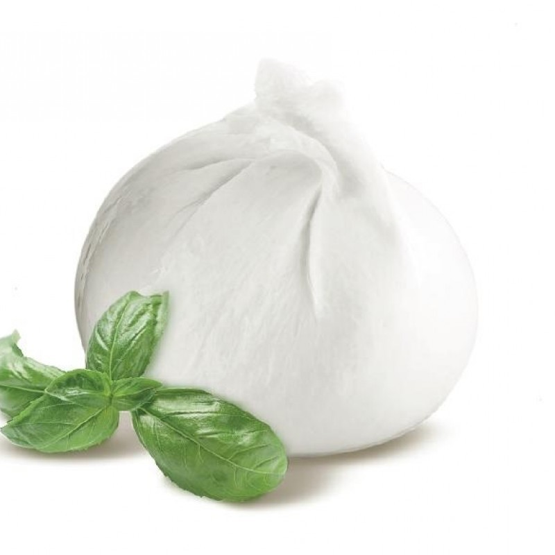 frozen burrata with 100% buffalo's milk