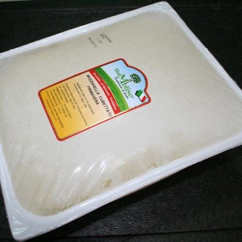 "Mozzarella ""Primavera"" Julienne fresca - vasc. da 3 kg"