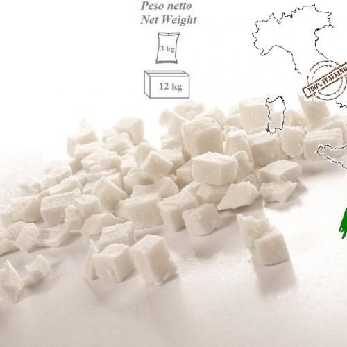 Mozzarella Cubettata Molisello 100% Latte Italiano