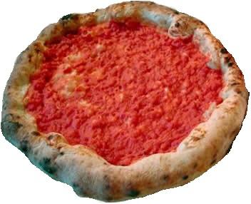 Base per Pizza surgelata rotonda con pomodoro - Ø 27 cm - n° 1 pz. da 320 g