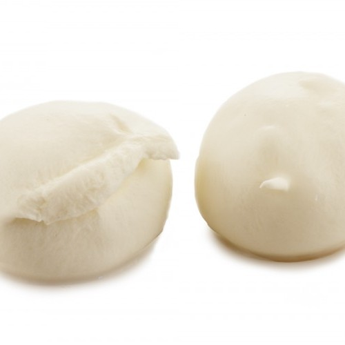 Italian fresh mozzarella made of DOP buffalo's milk - tray of 250 g (125g x2) - pack of 4 kg
