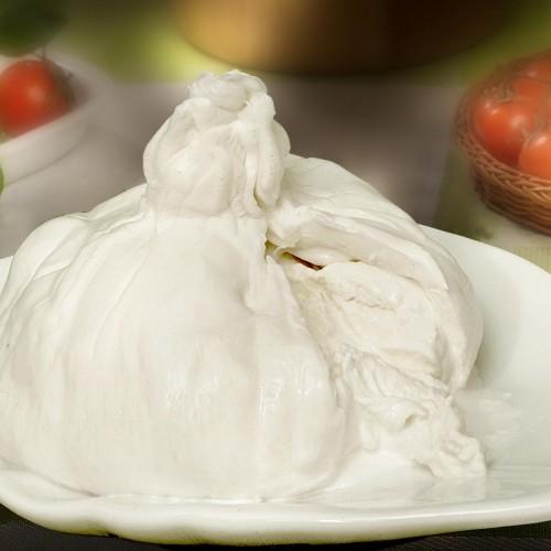 Burrata al latte crudo - vasc. da 200 g