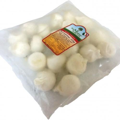 Burratina da 50 g Surgelata IQF