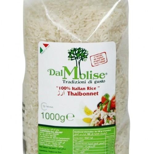 Riso Thaibonnet indica 100% Italiano - conf. da 1 kg