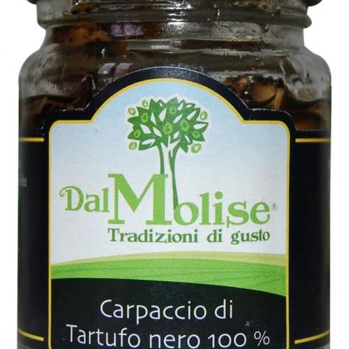 Carpaccio di tartufo nero macinato in vaso da 60 g