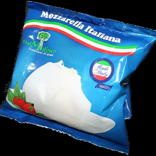 Italian Fresh mozzarella in small pieces