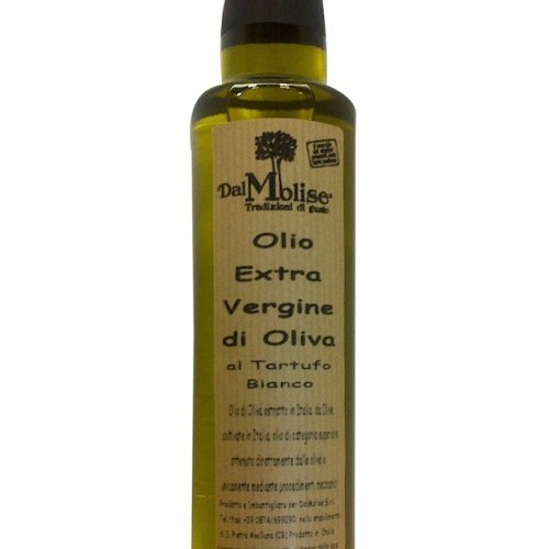 Olio al Tartufo bianco - bottiglia da 250 ml