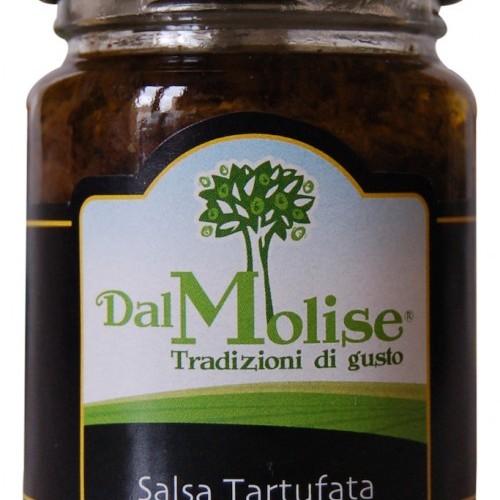 Salsa tartufata in vaso da 80 g