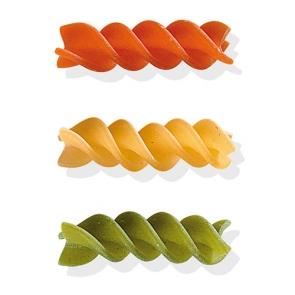 Fusilli tricolore pasta secca - conf. da 500 g