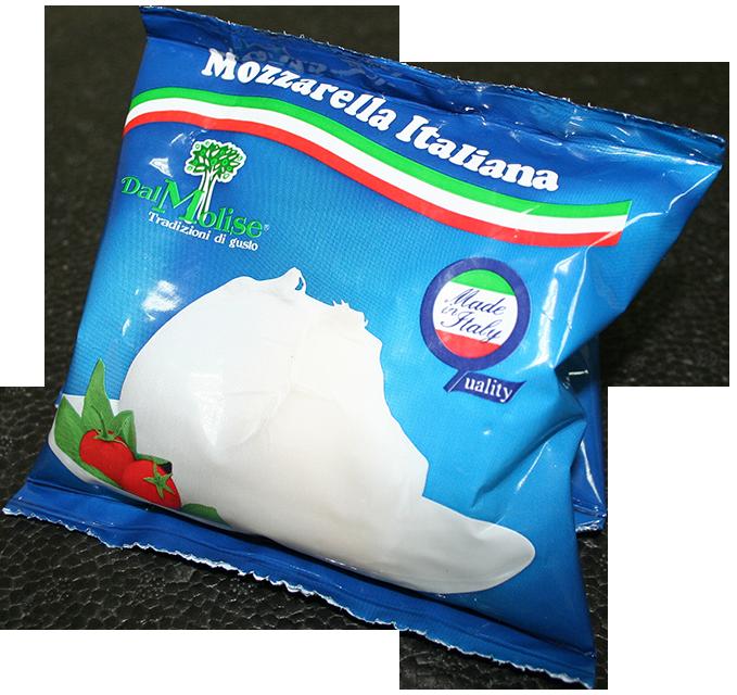 Bocconcini in bustina singola da 100 g - conf. da 2 kg